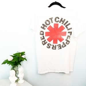 FIRM》VNTG》vintage Y2K Red Hot Chili Peppers tee
